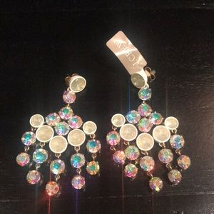 J. Crew Statement Earrings!  New with tags!